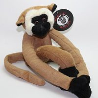 langur tan plush medical monkeys for charity