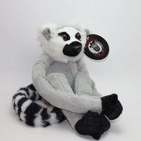 lemur smooth coat plush medical monkeys for charity