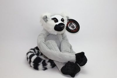 lemur smooth coat plush medical monkeys for charity