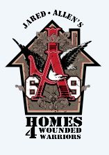Jared Allens Homes 4 Wounded Warriors