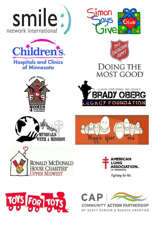 Medical Monkeys charity partners