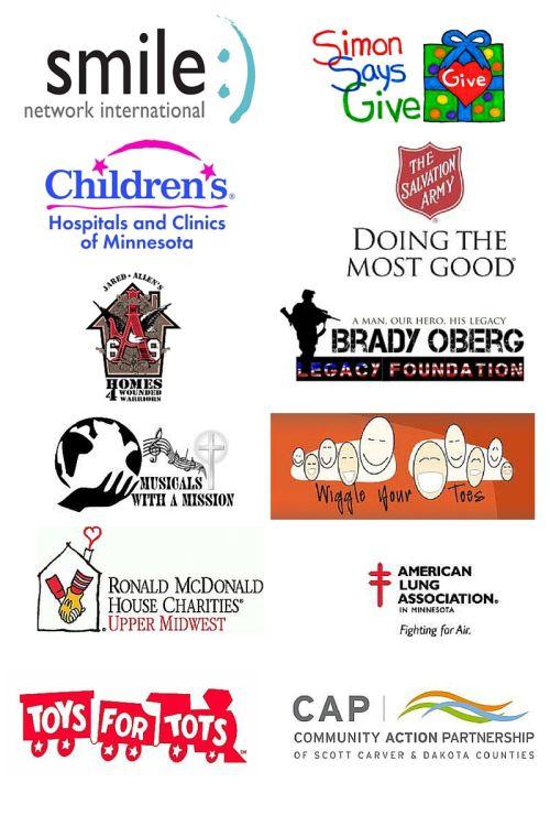 Medical Monkeys charity partners
