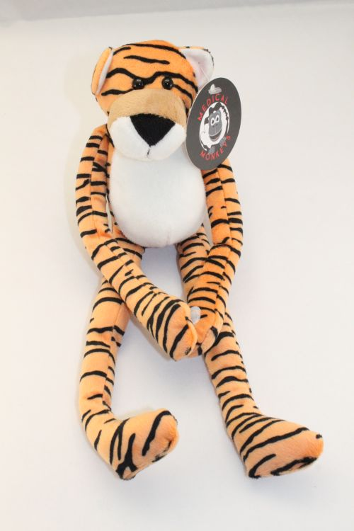 Tiger Plush Friend for charity
