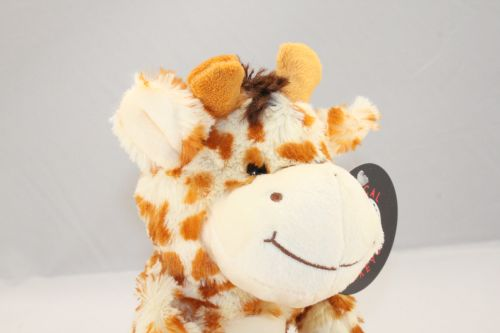 Giraffe plush friend for charity