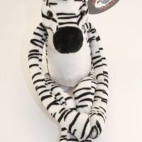 Zebra Plush for Charity
